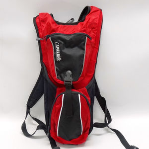 Camelbak Rogue Hydration Backpack in Red